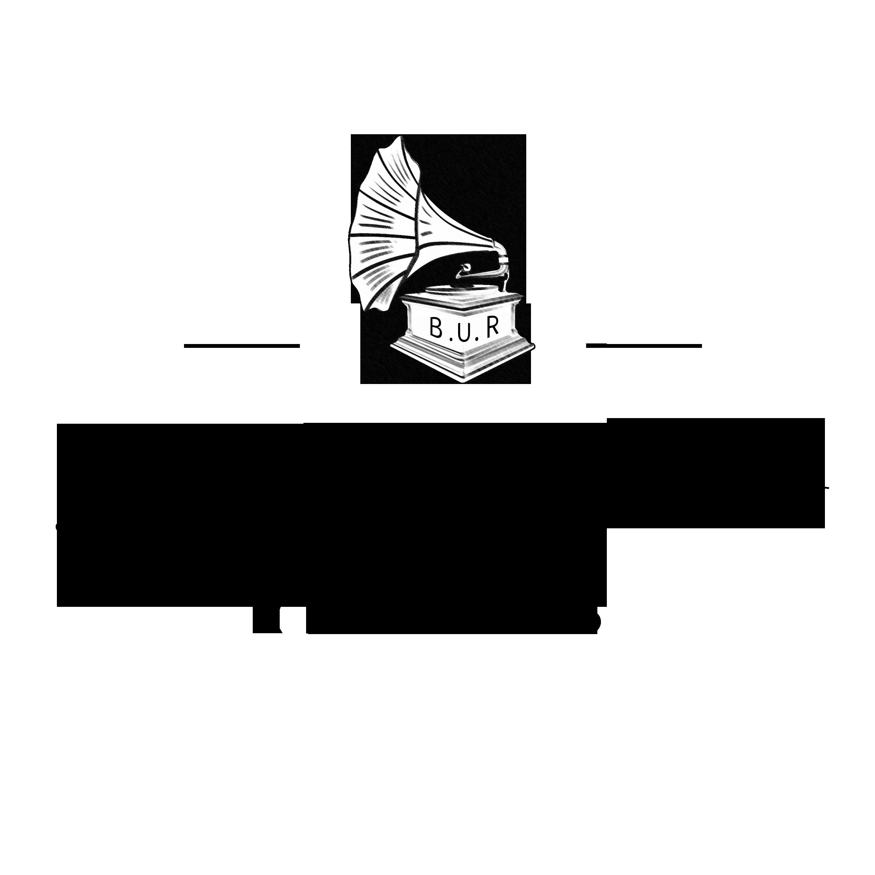 BUR Logo ZWART (zonder ACHTERGROND)